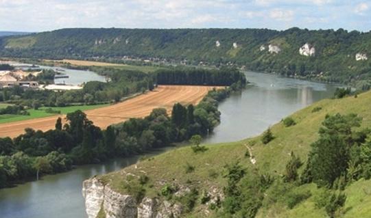 La Seine à pieden Ile-de-France - GR® 2