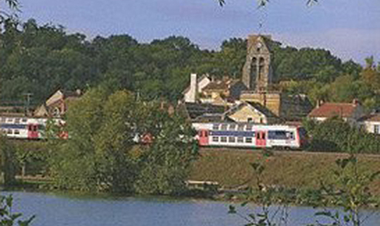 Randonnées en Seine-et-Marne de gare en gare…à pied