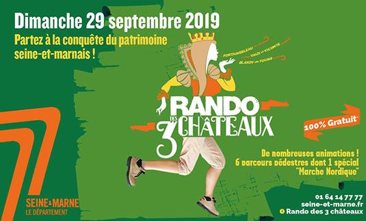 RANDONNEE DES 3 CHATEAUX