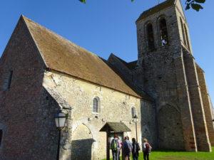 Trois églises du sud Provinois