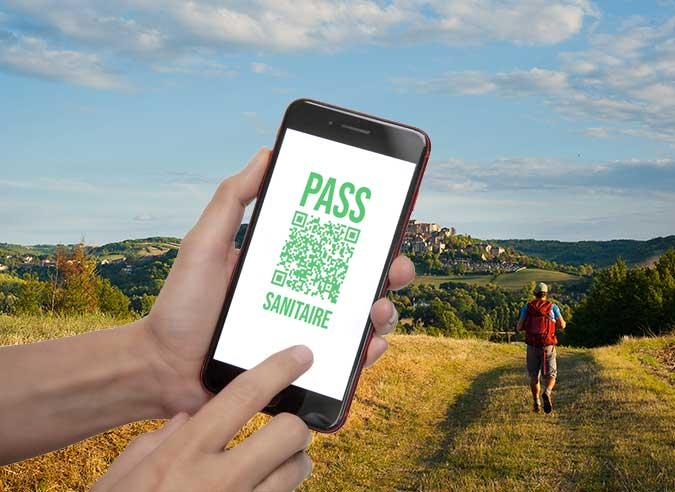 Le pass sanitaire vient impacter les activités randonnée !