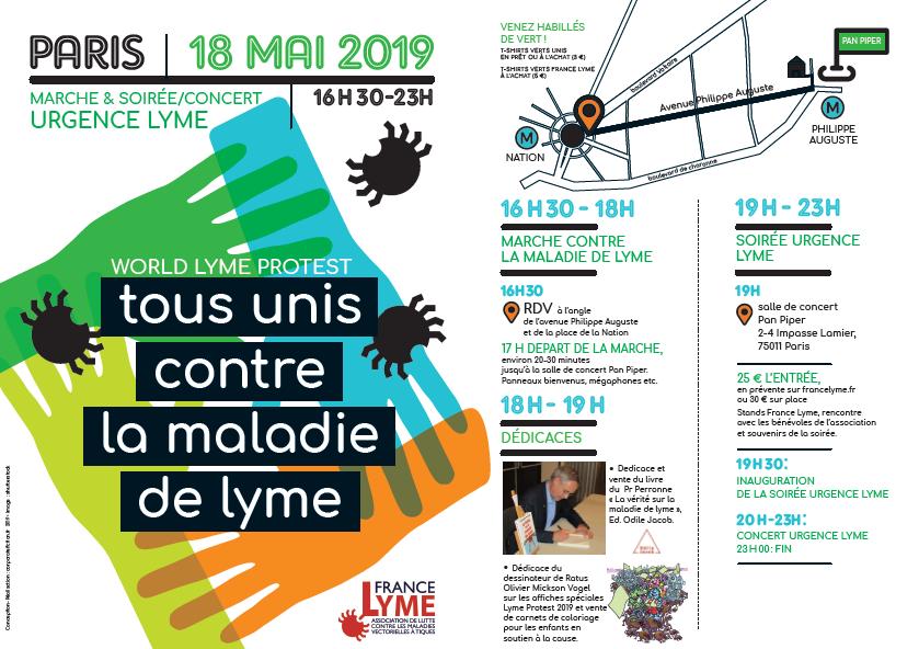 site de rencontre de la maladie de Lyme